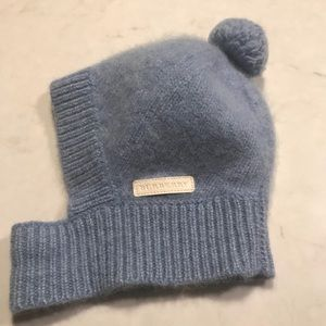 Burberry Baby cashmere hat